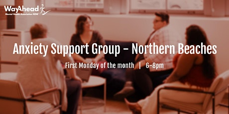 Northern Beaches Anxiety Support Group tickets