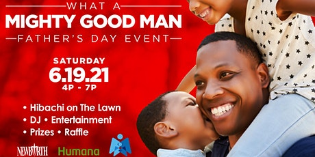 New Birth Father's Day - Hibachi on the Lawn tickets