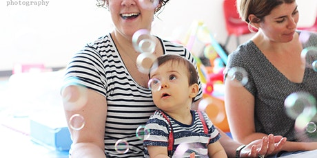 A Sensory Party for Babies  & Toddlers @ Cultural Centre Library tickets