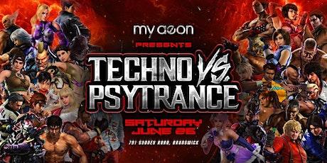 Techno Vs PSytrance RETURNS tickets