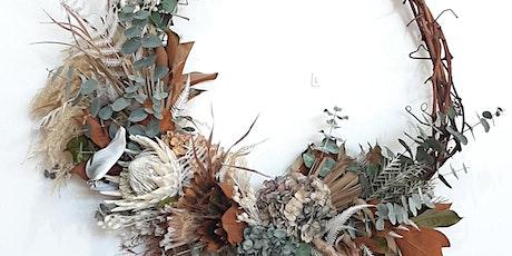 Floral Workshop - Hoop Wall Design tickets