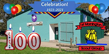 1st Mornington Scout Group Centenary Celebration tickets
