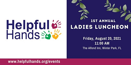 First Annual Fabulous Ladies Luncheon tickets