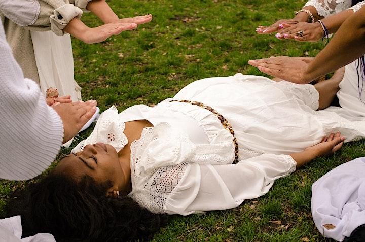 Reiki In The Park image