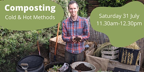 Composting : Hot and Cold Methods - Aldinga Library tickets