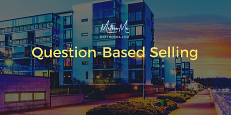 Question-Based Selling tickets