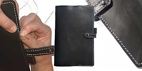 Leather Journal Making Class with Sarah Van Oosterom tickets