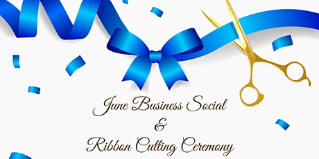 Open House  &  Chuck Page Insurance Agency Business Social /Ribbon  Cutting tickets