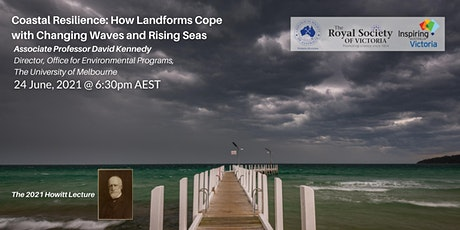 Coastal Resilience: How Landforms Cope with Changing Waves and Rising Seas tickets