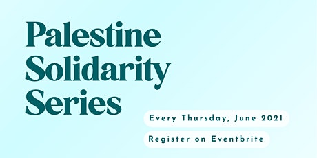 Palestinian Solidarity - How you can take action for Palestine tickets