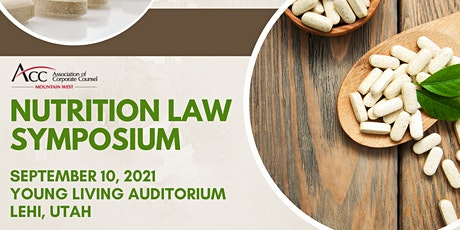 16th Annual Nutrition Law Symposium tickets