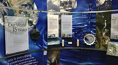 Smithsonian Water/Ways Exhibition tickets