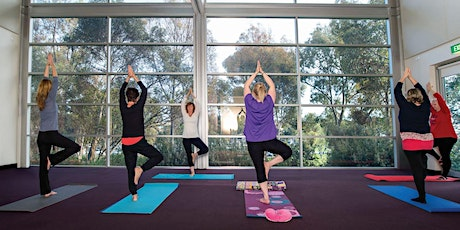 Yoga in the Library tickets