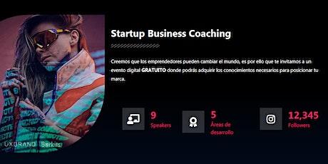 Startup Business Coaching entradas