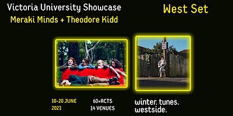 West Set 2021 Presents :: Victoria University Showcase tickets