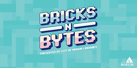 Bricks N Bytes @ Cove Civic Centre (Term 3, 2021) tickets