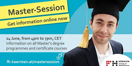 Master Session Online - Communication Engineering tickets