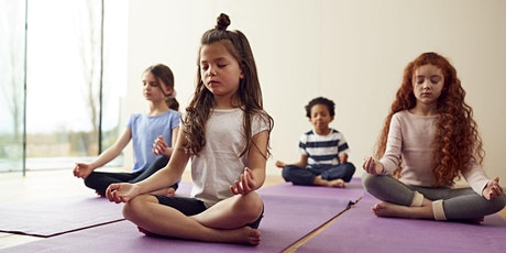 Yoga in the Library - for Kids tickets