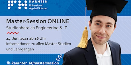 Master Session Online - Industrial Engineering & Management tickets