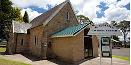 St Aloysius The Oaks  9.00am Sunday Mass tickets