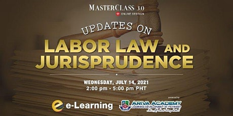 Updates on Labor Law and Jurisprudence tickets