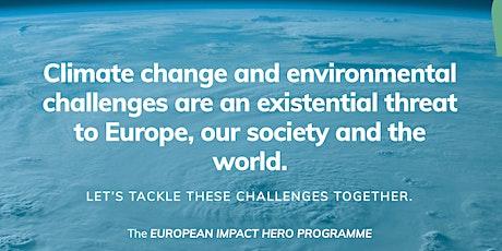 European Impact Hero 2021 Final Event entradas