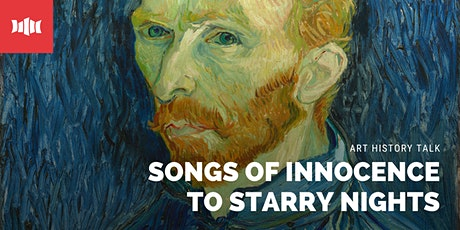 Songs Of Innocence to Starry Nights - Nowra Library tickets