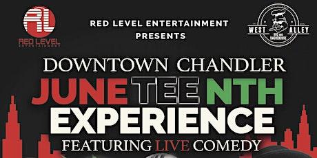 Downtown Chandler Juneteenth Experience tickets