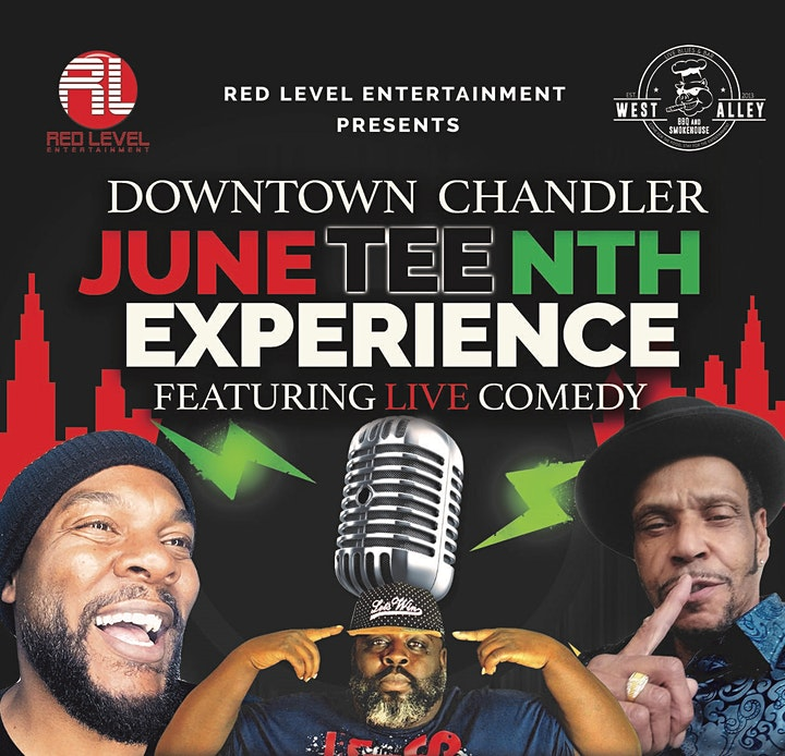 Downtown Chandler Juneteenth Experience image