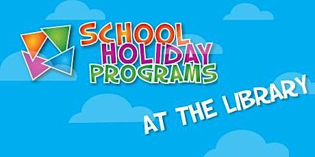 PG Movie - Campbelltown Library School holidays tickets