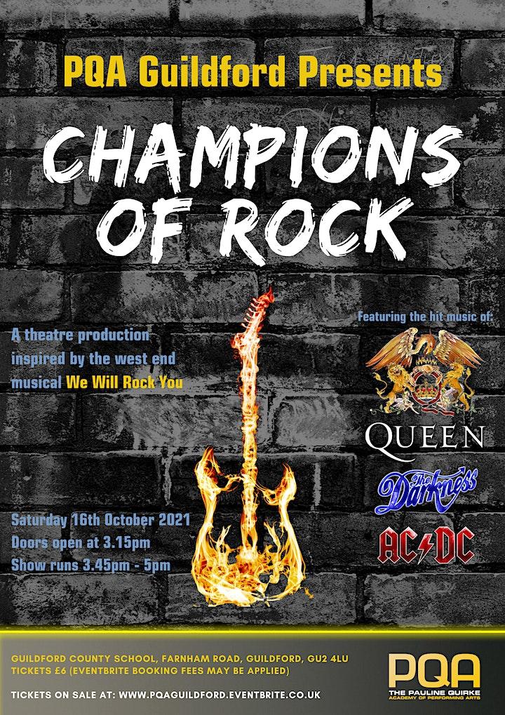 CHAMPIONS OF ROCK image