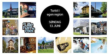 Turist i egen region - Lillehammer & Gudbrandsdalen 2021 tickets