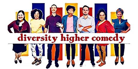 Diversity Higher Comedy Film Festival tickets
