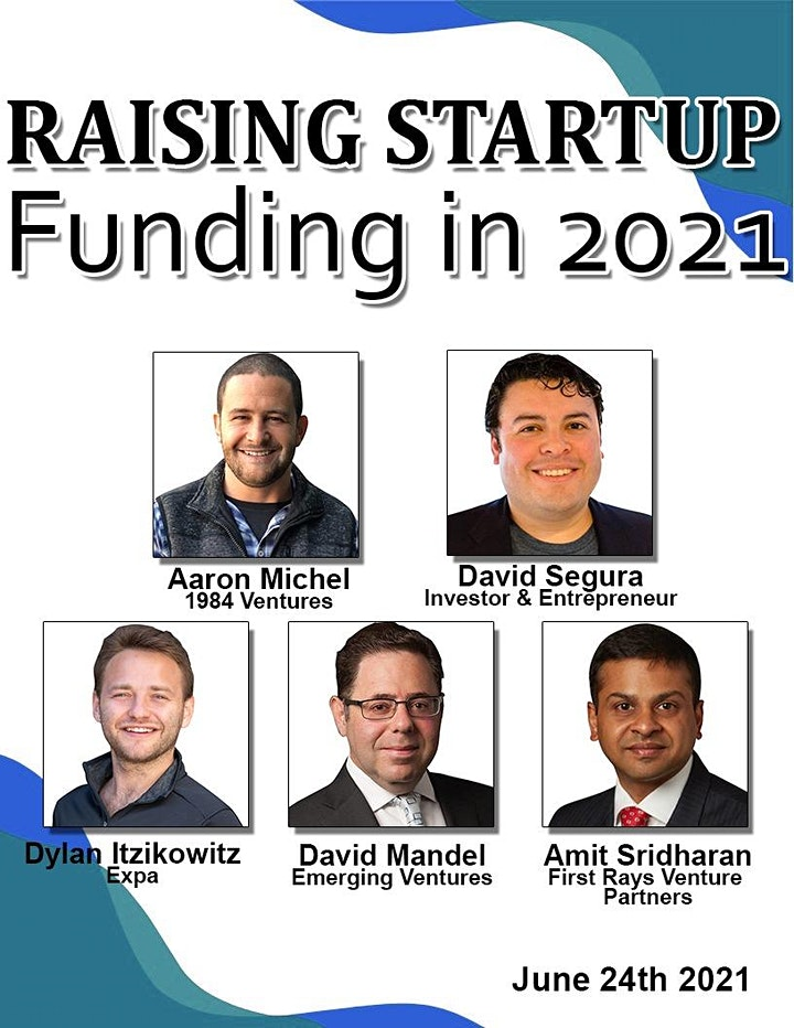 How To Raise Startup Funding In 2021 image