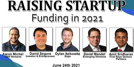 How To Raise Startup Funding In 2021 tickets