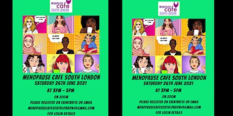 Menopause Cafe South London tickets