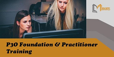 P3O Foundation & Practitioner 3 Days Training in Antwerp tickets