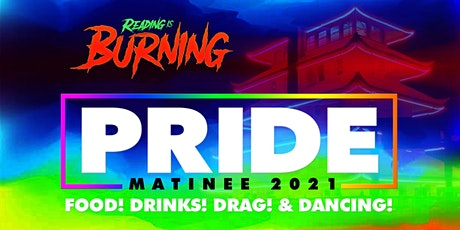 READING IS BURNING: PRIDE MATINEE 2021 tickets