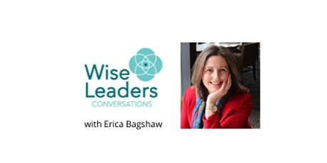 Heart-Connected Leadership With Erica Bagshaw tickets
