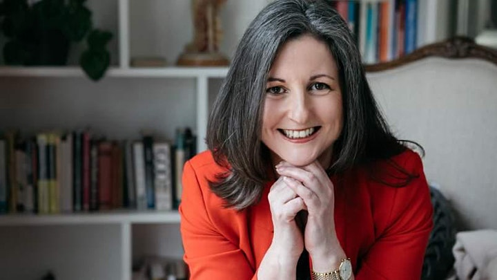 Heart-Connected Leadership With Erica Bagshaw image