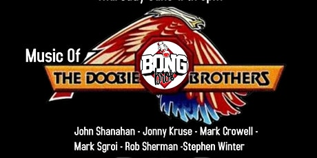 Music of the Doobie Brothers with the Bong Bros at Diamond Music Hall tickets