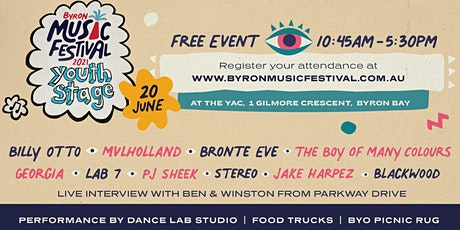 BMF Youth Stage tickets