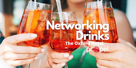 PROPEL SA |The Oxford | Networking Drinks tickets