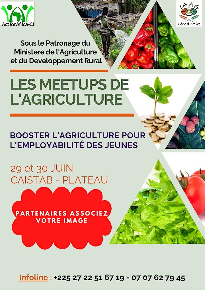 Image pour MEET UP DE L'AGRICULTURE