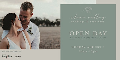 Clare Valley Weddings & Functions Open Day tickets