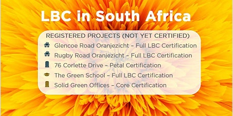Living Building Challenge Projects in South Africa tickets