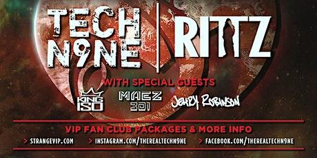 EnterFear w/ Tech N9ne and Rittz tickets
