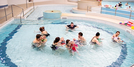 Adult and Baby  (0-12 months) Class - Swimming Lessons (Week Days) tickets