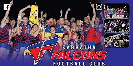 Karratha Falcons Football Club 10+1 Reunion tickets