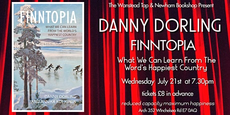 Finntopia: An Evening with Danny Dorling tickets